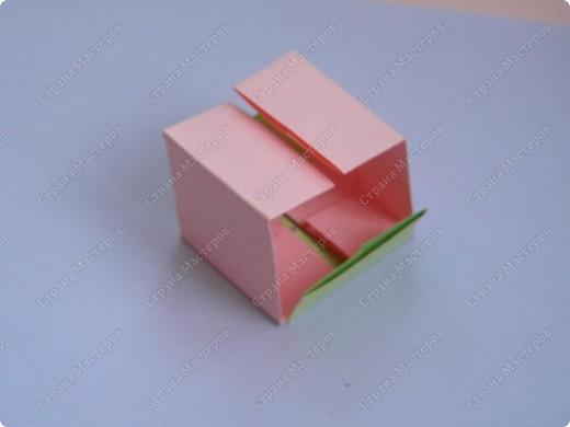 Кубик Идея не моя, но МК найти не могу. фото 10
