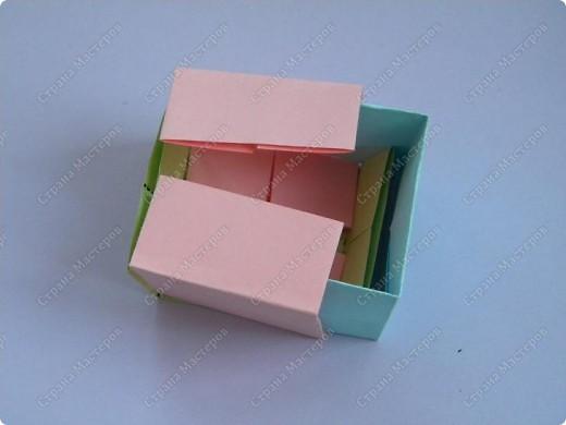 Кубик Идея не моя, но МК найти не могу. фото 11