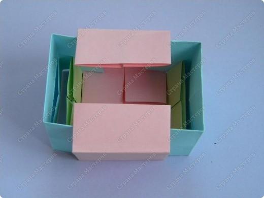 Кубик Идея не моя, но МК найти не могу. фото 12