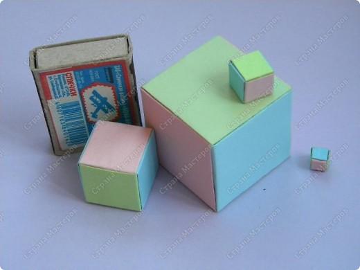 Кубик Идея не моя, но МК найти не могу. фото 16