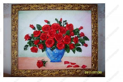 Еще одни розы.....долго мучилась,почему то не могла загрузить... фото 2