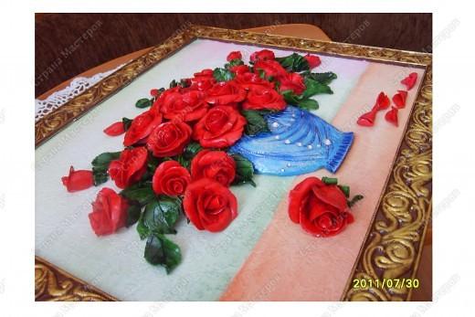 Еще одни розы.....долго мучилась,почему то не могла загрузить... фото 1