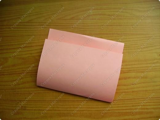 Вот такие мини-конвертики делаю без чертежа, наглазок. фото 4