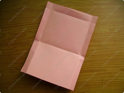Вот такие мини-конвертики делаю без чертежа, наглазок. фото 7