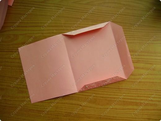 Вот такие мини-конвертики делаю без чертежа, наглазок. фото 10