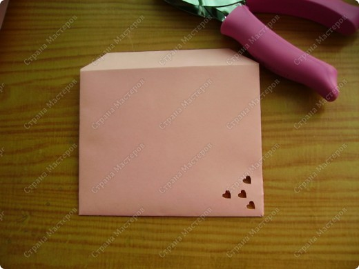 Вот такие мини-конвертики делаю без чертежа, наглазок. фото 12