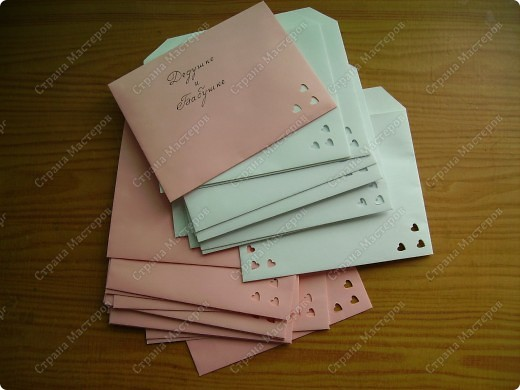 Вот такие мини-конвертики делаю без чертежа, наглазок. фото 1