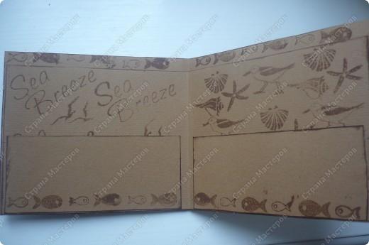 подарочный конверт (материалы: пастельная бумага, скрапбумага, ленточка в горох, штампы, вырубка, камея, цветочки все из пластики) фото 7