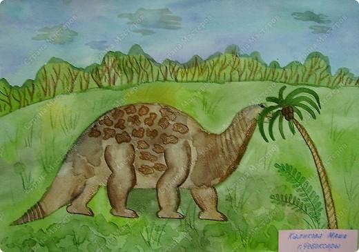 Натюрморт к Пасхе. Рисовала на занятиях в художественной школе. фото 3