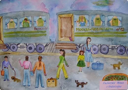 Натюрморт к Пасхе. Рисовала на занятиях в художественной школе. фото 4