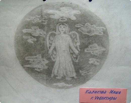 Натюрморт к Пасхе. Рисовала на занятиях в художественной школе. фото 5