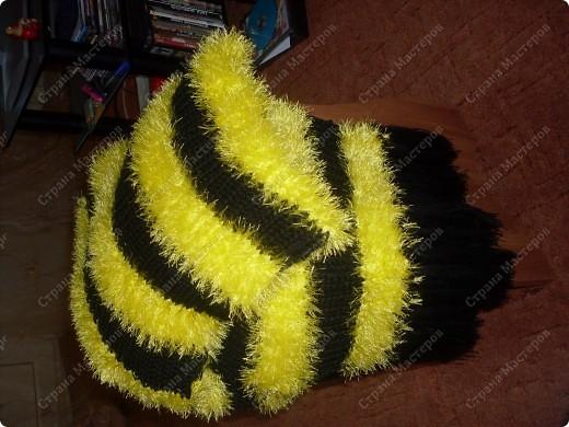 Вот такой шарфик  родился на свет. фото 2