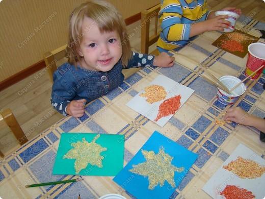 Наступилв осень и здесь мы показываем работы на осенние темы. фото 5