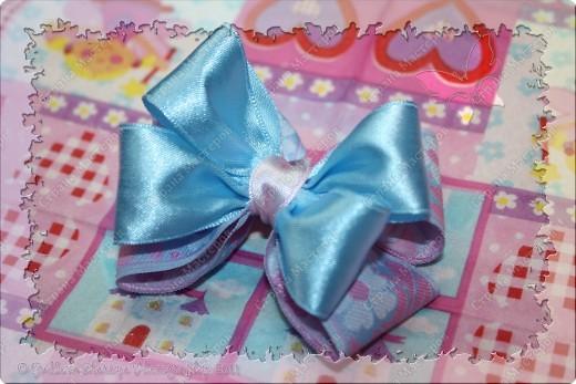 Бантики для доченьки фото 1