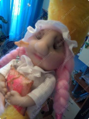 Розовая сплюшечка. фото 4