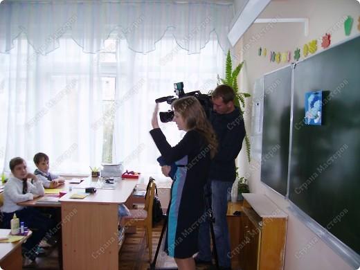 Вот такой букет мы с детьми делали ко Дню учителя. фото 2