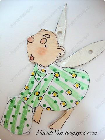 Здравствуйте жители и гости СМ)))) Вот и я наконец то сделала ангела снов, давно хотела да всё что то времени не хватает на всё))) Спасибо большое ANAID за её ангела и шаблончик  http://stranamasterov.ru/node/49541?c=favorite фото 2