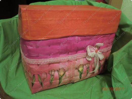 Мои коробочки для мелочей фото 2