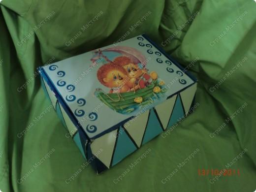 Мои коробочки для мелочей фото 3