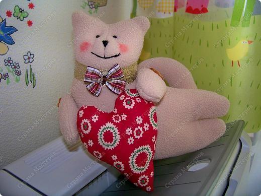 Тильда Киса, в подарок моей племяннице! фото 2