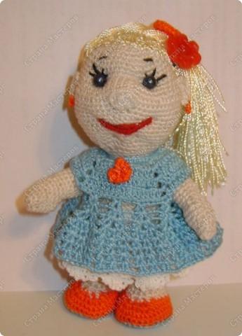 вот такая куклена в подарок фото 1