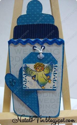 Доброе время суток дорогие жители и гости! Построила я домик по замечательному МК http://homyachok-scrap-challenge.blogspot.com/2011/10/porfushi_28.html замечательной девушки))) Он ровно в половину меньше моей будочки...такой замечательный в реале. Использовала картонные подставочки под стаканчики. Главное построить а украсить уже  можно на свой вкус и всем чем придется))) фото 3