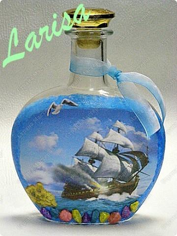 "Делала заказ на свадьбу ""Пираты"", 12 бутылок фото 12"