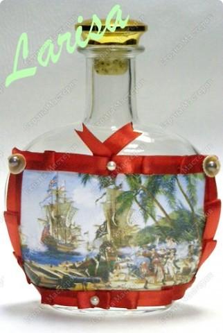 "Делала заказ на свадьбу ""Пираты"", 12 бутылок фото 14"