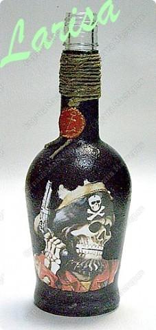 "Делала заказ на свадьбу ""Пираты"", 12 бутылок фото 15"