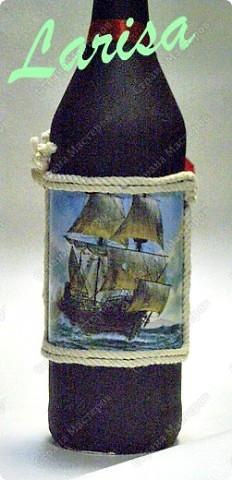 "Делала заказ на свадьбу ""Пираты"", 12 бутылок фото 21"