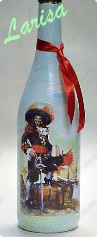 "Делала заказ на свадьбу ""Пираты"", 12 бутылок фото 29"