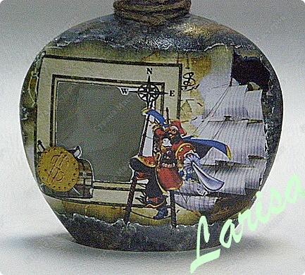 "Делала заказ на свадьбу ""Пираты"", 12 бутылок фото 6"