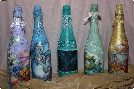 Вот мои новые бутылочки фото 1