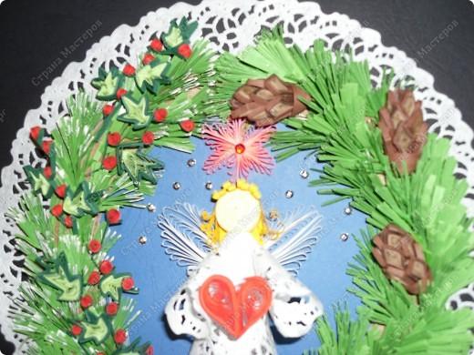 С Новым 2012 Годом и Рождеством Христовым , дорогие мастерицы ! фото 4
