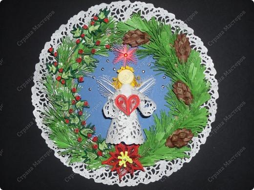 С Новым 2012 Годом и Рождеством Христовым , дорогие мастерицы ! фото 1