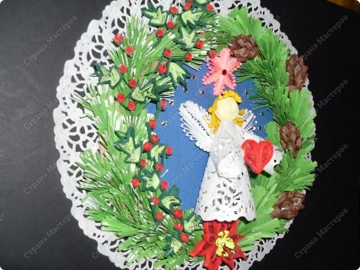 С Новым 2012 Годом и Рождеством Христовым , дорогие мастерицы ! фото 3
