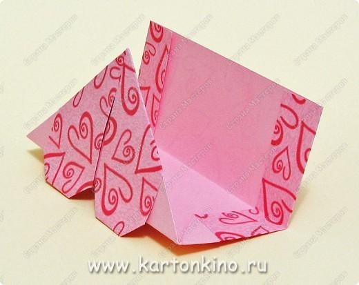 Оригами Конверт оригами ко