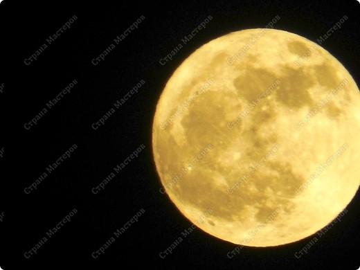С нашей планеты Луна видна так,а хотелось бы увидеть Землю с Луны....???? фото 1