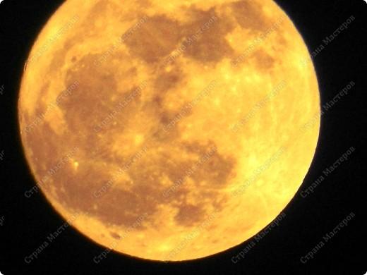 С нашей планеты Луна видна так,а хотелось бы увидеть Землю с Луны....???? фото 2