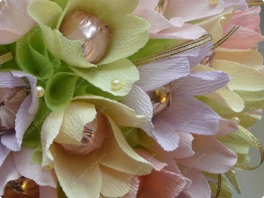 Букет ручной))) 35 цветочков. фото 7