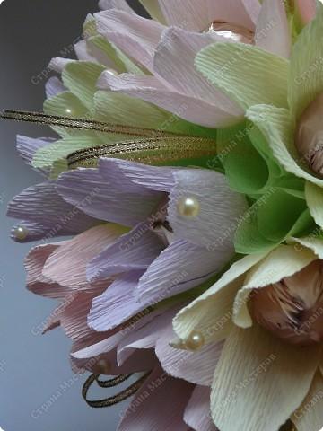 Букет ручной))) 35 цветочков. фото 8