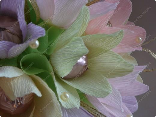 Букет ручной))) 35 цветочков. фото 9