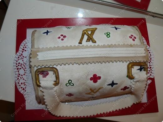 Торт бисквитный белые коржи. фото 3