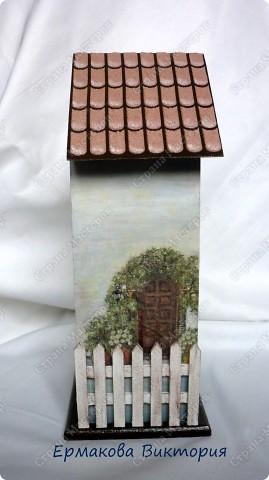 Чайный домик своими руками фото