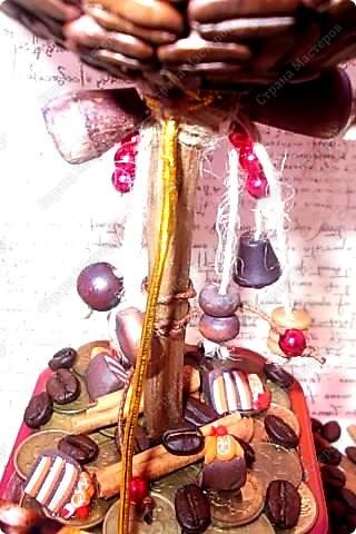 Бонсай топиарий Мастер-класс Моделирование Кофейный топиарий - подробный мастер-класс много фото Семена фото 32