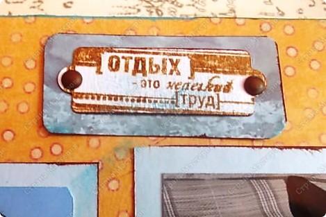 Альбом в подарок сестре. Обложка из хлопка украшена шнуром, полубусинами, чипбордом фото 35