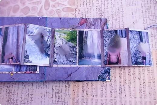 Альбом в подарок сестре. Обложка из хлопка украшена шнуром, полубусинами, чипбордом фото 51