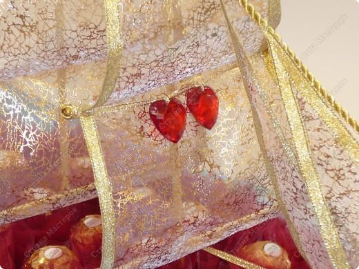 Корзина с розовыми бутонами. Идея Вендика с Осинки (Спасибки!) фото 8