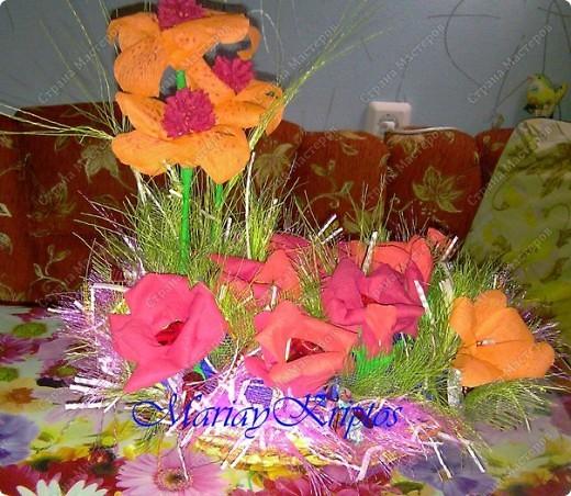 Цветы в подарок фото 1
