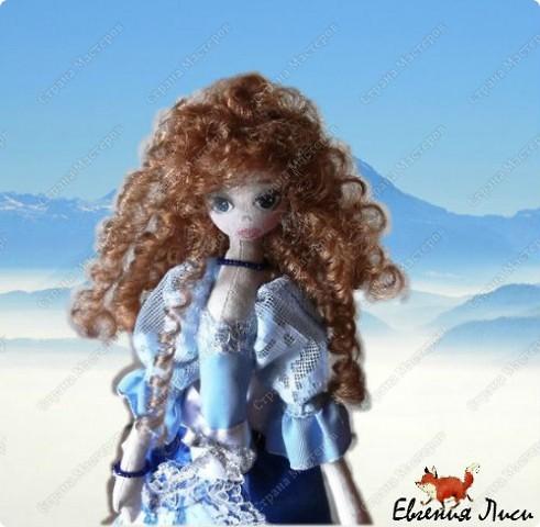 Морская фея......фея неба....ветра....даже не знаю точно..... Имя сама выбрала на этот раз. Симбиоз Марины и Маруси. фото 1